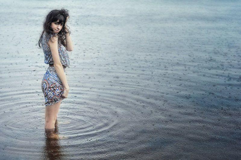 Медом не корми дай в воду залезть!..photo preview