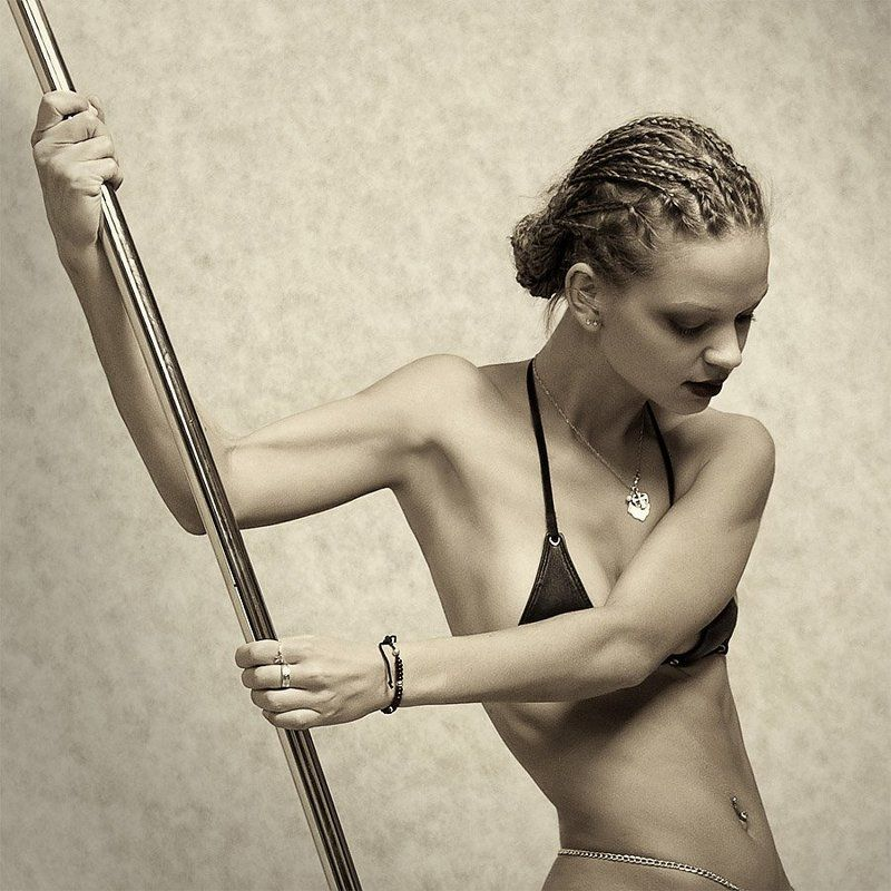 Девушка с веслом...)))photo preview