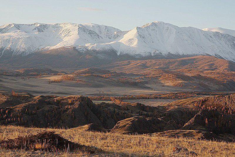 северо-чуйский хребет,горный алтай,алтай,горы,осень,сентябрь,олег кулаков Северо-Чуйский хребет.Горный Алтай.photo preview