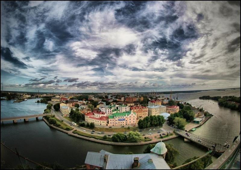выборг Город на ладониphoto preview
