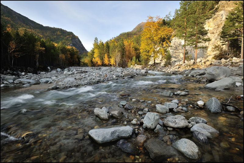 Осень в Саянахphoto preview