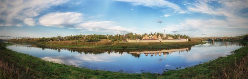 Волга.Сентябрь.photo preview
