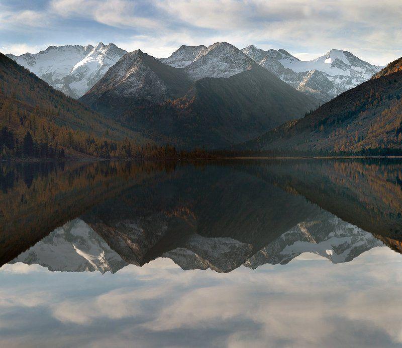 равновесие Средне-Мультинского озераphoto preview