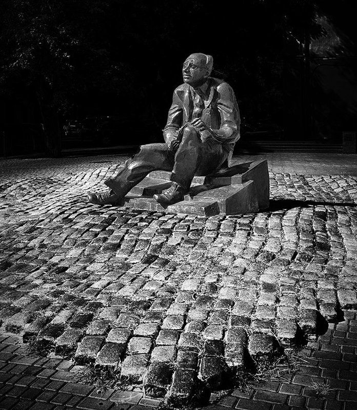 одесса Памятник И.Бабелюphoto preview
