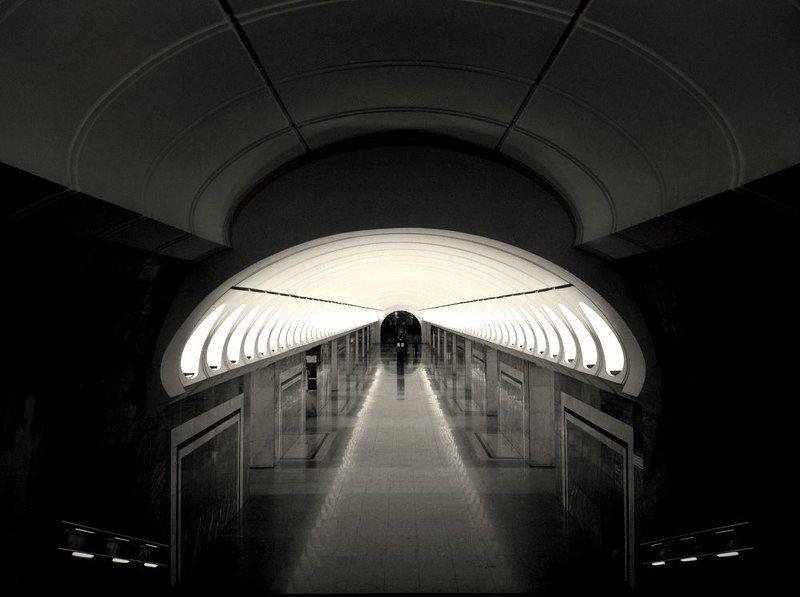 Метро, Достоевская, москва, Alex Pertli Ночное метро photo preview