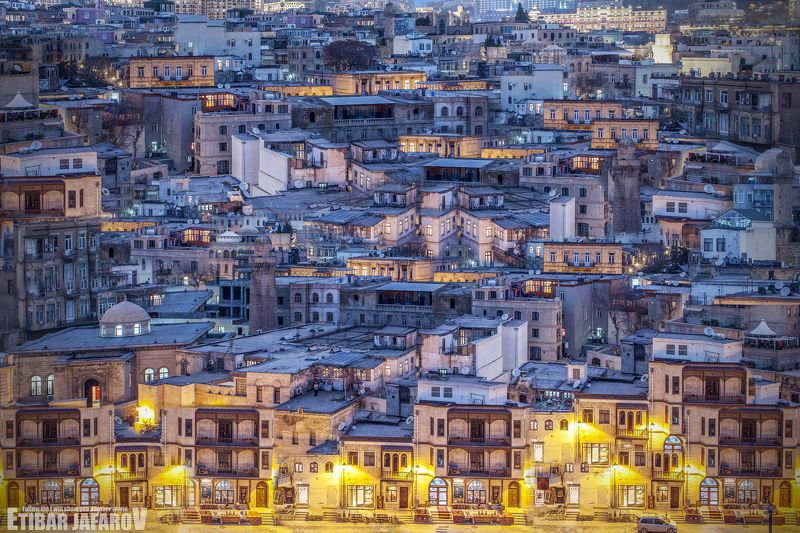 baki baku azerbaijan «Ичери шехер». Старый город в Баку   «Ичери шехер». Старый город в Баку photo preview