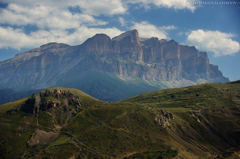 горы, предгорья, хребет, вершины, пики, озеро,каньон, обрыв, скалы, холмы, долина, облака, путешествия, туризм, карачаево-черкесия, кабардино-балкария, северный кавказ СТЕНАphoto preview