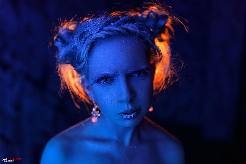 golubevphoto, neon, blue, girl, beauty, beautiful, photooftheday, 35mm, tfp, тфп, питер, петербург, спб, petersburg, spb I\'m bluephoto preview
