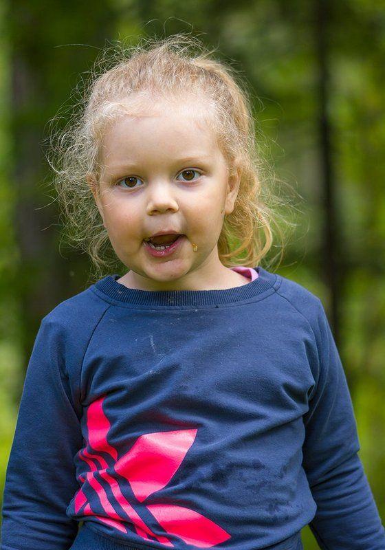 Дети, девочка, детская фотография,  Викторияphoto preview
