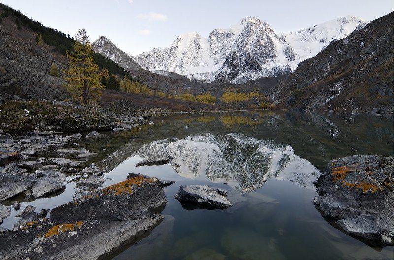 Алтай, оз. Верхнешавлинское шавлинская классикаphoto preview