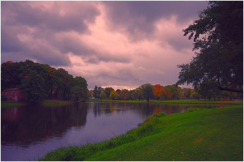 Осень в парке \