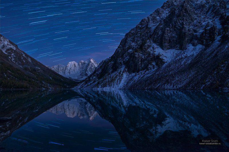 россия, алтай, шавла, шавлинские озера Головокружениеphoto preview