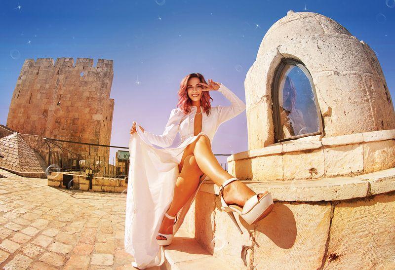 Jerusalem,Иерусалим,vladimir(volf)kirilin,владимир(вольф)кирилин,jafo Из серии: \