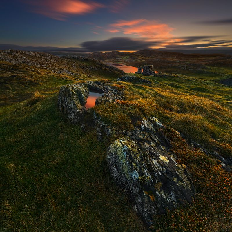 Dawn Over the Mizen Head...photo preview
