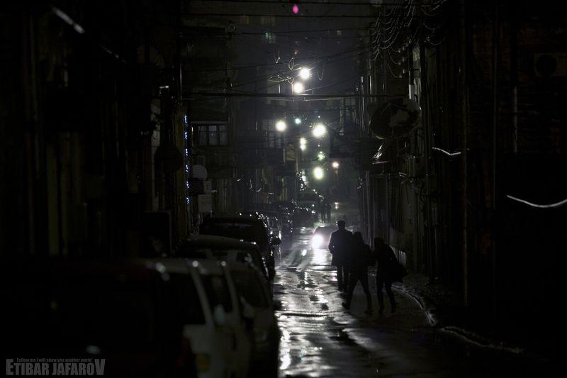 baku Baku old street photo preview