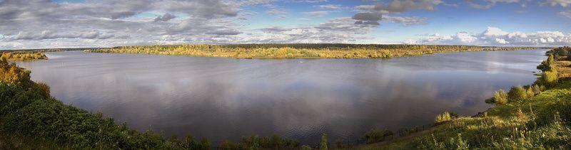 из далека...долго....течет река...Волга...photo preview