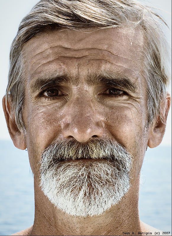 vanyakisly, портрет Милош Петр - Close Upphoto preview