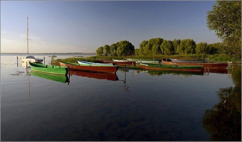 плещеево, озеро, переславль, залесский Кто с мачтой, тот и первый!photo preview