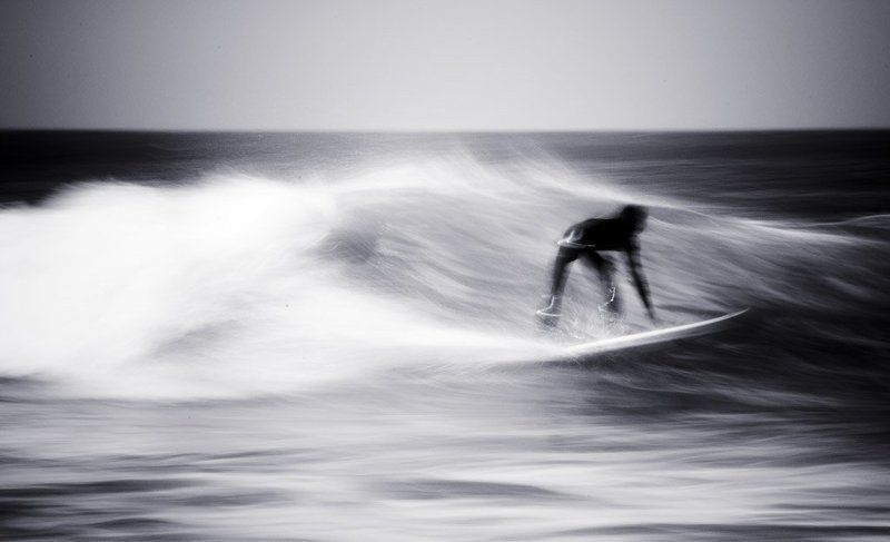 серфинг, пляж, движение, динамика, волна, спорт на одной волнеphoto preview