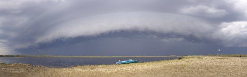 шторм, буря Фронтphoto preview