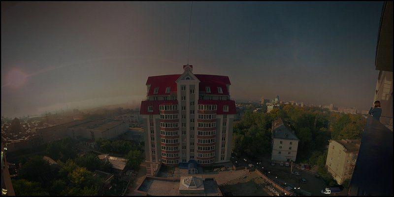 город, девушка, звонок ЗВОНОКphoto preview