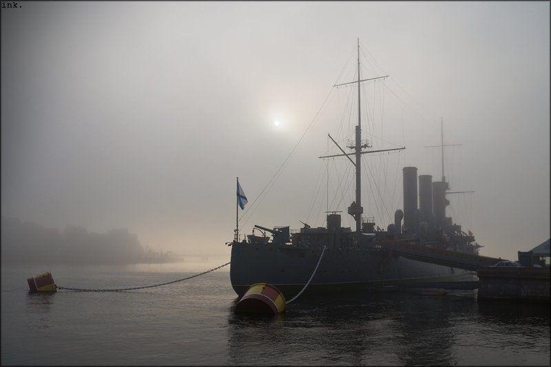 легендарный, крейсер, аврора туманная #1photo preview