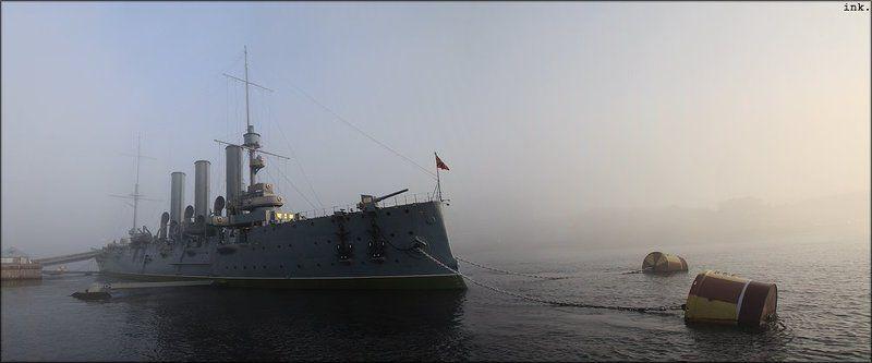 легендарный, крейсер, аврора туманная #2photo preview