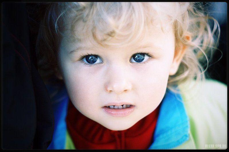 Лера - девочка с небесными глазамиphoto preview