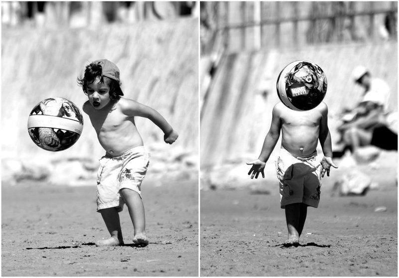 игра в мячphoto preview