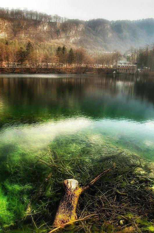 кбр, горы, голубое озеро, коряга, ущелье, хдр, hdr Mountain Lakephoto preview