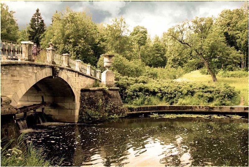 павловск Старый мостphoto preview