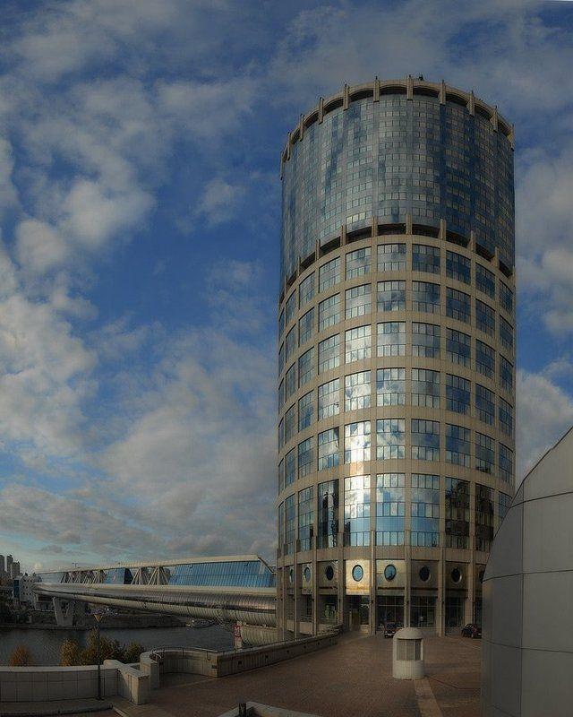 мост, багратион, деловой, центр, москва-сити Багратионphoto preview