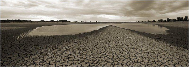 река, псекупс, засуха Крыло бабочкиphoto preview