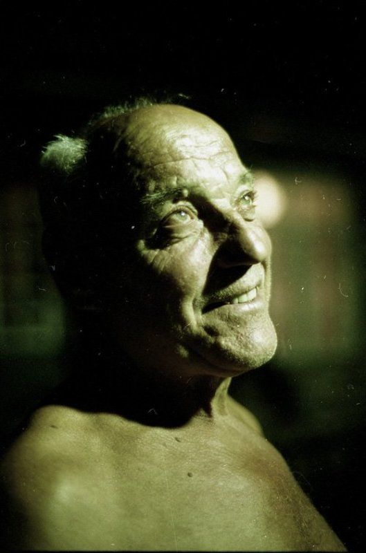 ночь, дачник, дедушка ***photo preview