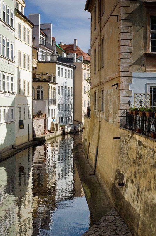 прага город река Чешская Венецияphoto preview