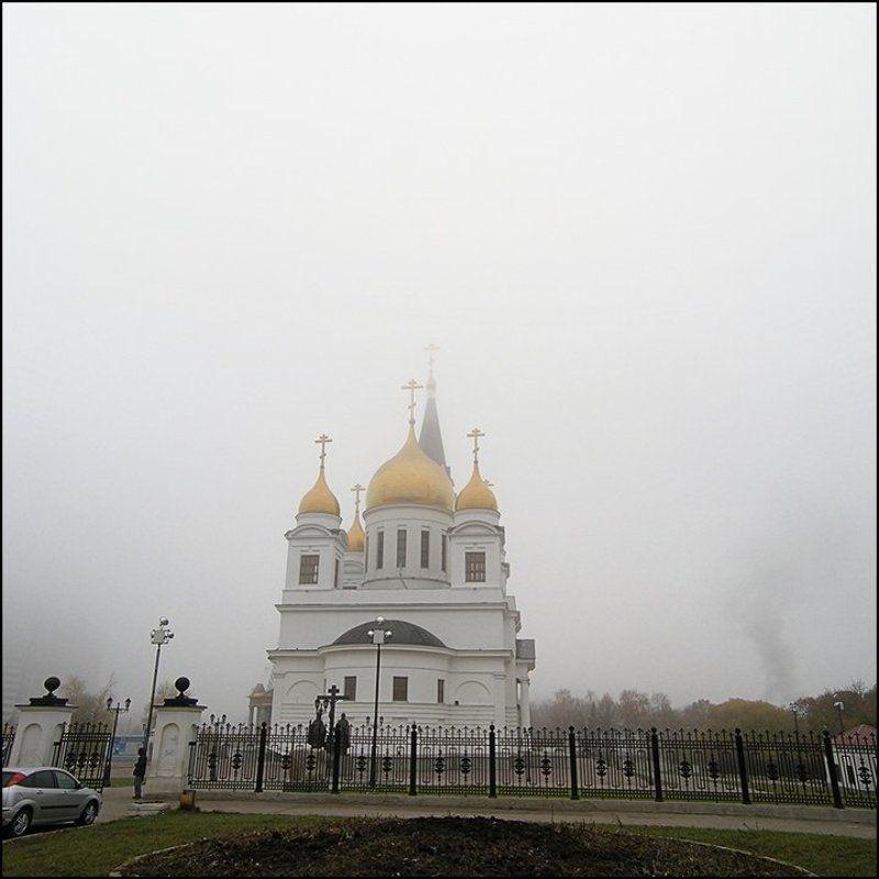 туман, храм Туманphoto preview