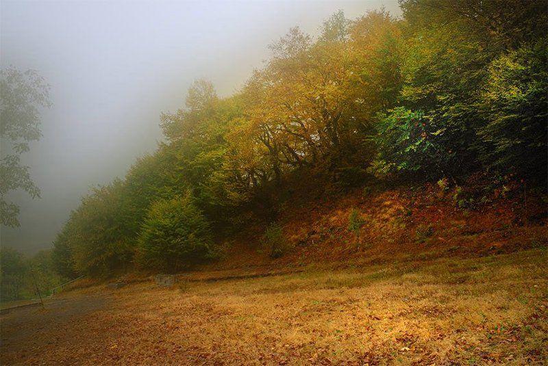 азербайджан, кавказ, горы, осень Кавказ 1photo preview