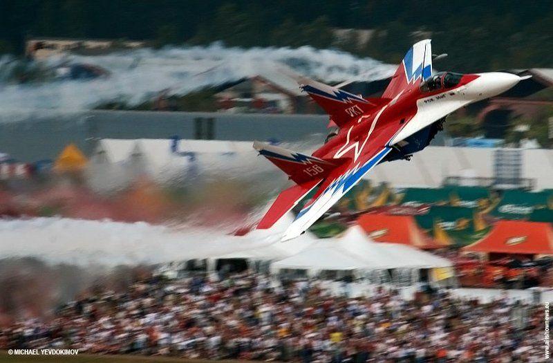 миг-29овт Звезда авиашоуphoto preview