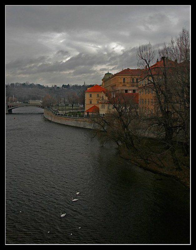 Зима в Прагеphoto preview