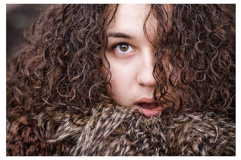 портрет, девушка, рыся, без макияжа Рыся. Удивленная и Грустная.photo preview
