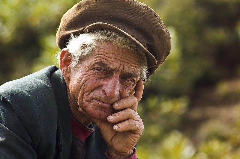 старик, портрет, абхазия Ретроспективаphoto preview