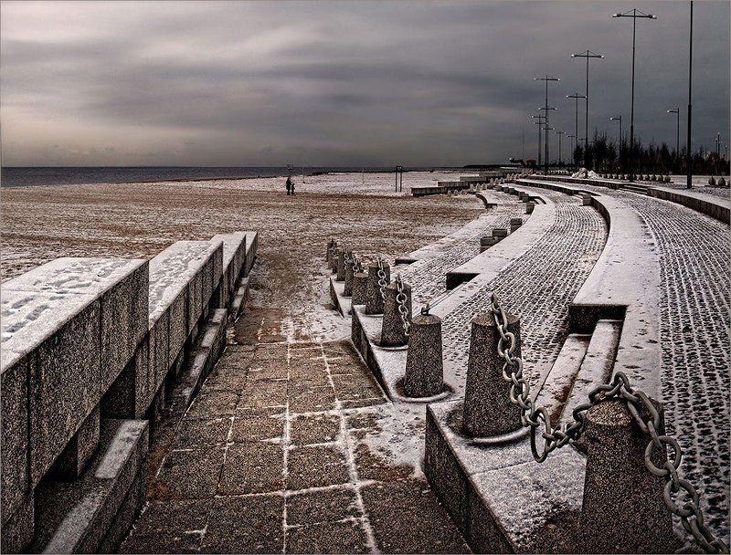 петербург Снег №1photo preview
