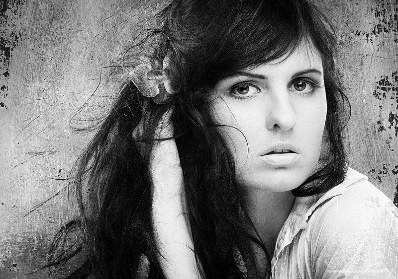 портрет, гламур, девушка, студия Викаphoto preview