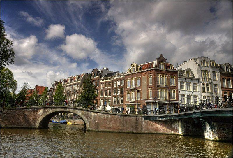 Каналы Амстердамаphoto preview