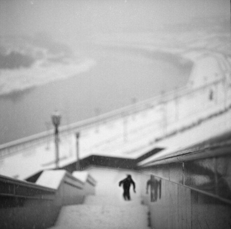 снег, река, 6х6 свой путь..photo preview