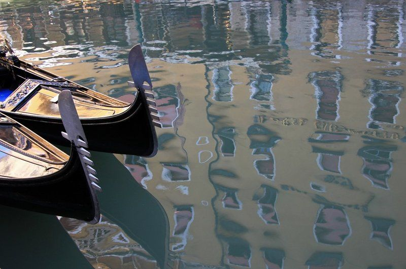 гондола, италия, венеция Гондолыphoto preview