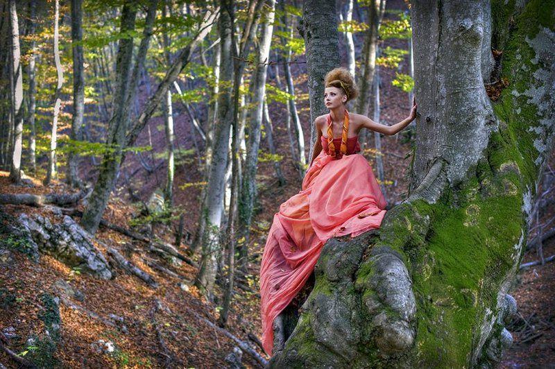 Осенняя феяphoto preview
