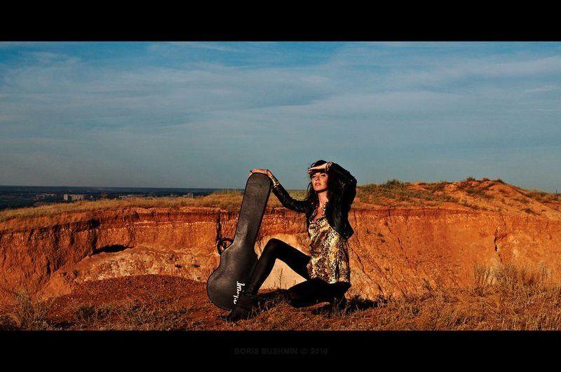 девушка, модель, портрет, гламур, фешн, girl, women, portrait, glamour, fashion, grand canyon Melodies of the Grand Canyonphoto preview