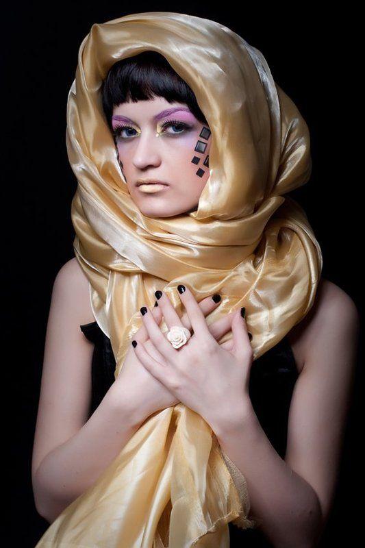 фото, боди-арт, макияж, портрет Агатаphoto preview