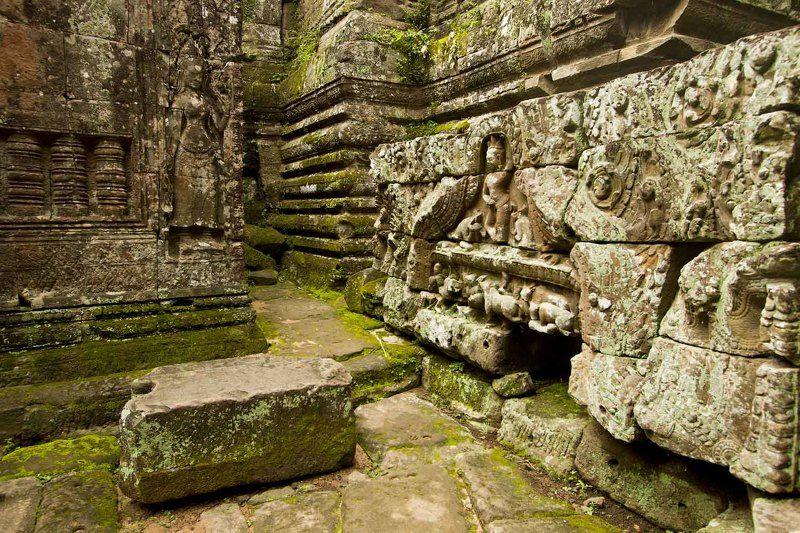 камбоджа, ангкор, ват, азия photo preview